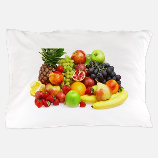 Mixed Fruits Pillow Case