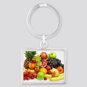 Mixed Fruits Keychains