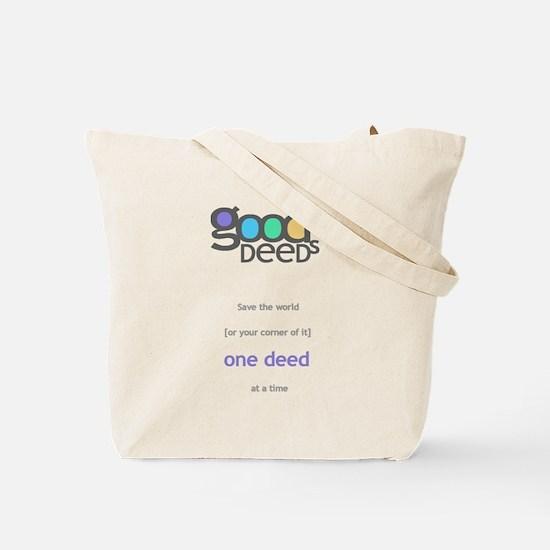 doGood charitable Tote Bag