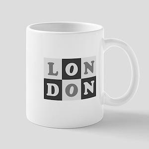 London Mugs