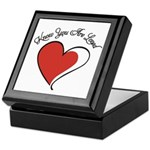 Know You Are Loved Keepsake Box
