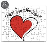 Know You Are Loved Puzzle