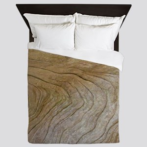 Natural Grain Queen Duvet