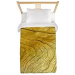 Golden Grain Twin Duvet