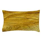 Golden Grain Pillow Case
