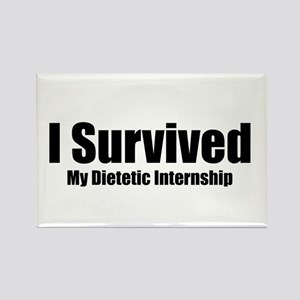 Dietetic Intern Rectangle Magnet