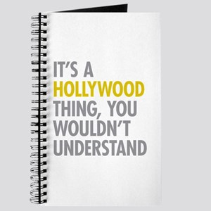 Its A Hollywood Thing Journal