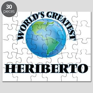 World's Greatest Heriberto Puzzle