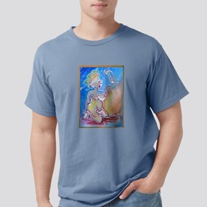 Colorful abstract nude art T-Shirt