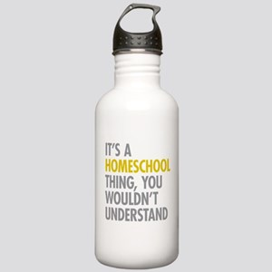 Its A Homeschool Thing Stainless Water Bottle 1.0L