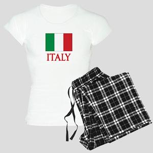 Italy Flag Design Pajamas