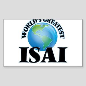World's Greatest Isai Sticker
