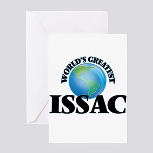 World's Greatest Issac Greeting Cards
