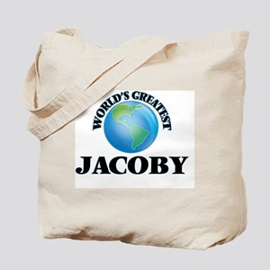 World's Greatest Jacoby Tote Bag