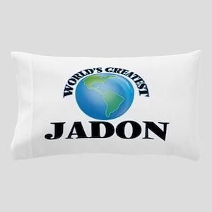 World's Greatest Jadon Pillow Case