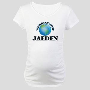 World's Greatest Jaeden Maternity T-Shirt