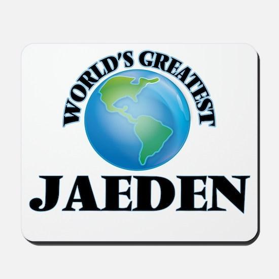 World's Greatest Jaeden Mousepad
