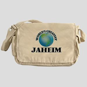 World's Greatest Jaheim Messenger Bag