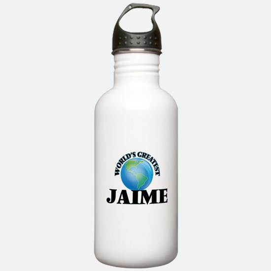 World's Greatest Jaime Water Bottle