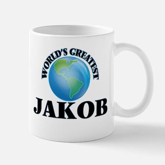 World's Greatest Jakob Mugs