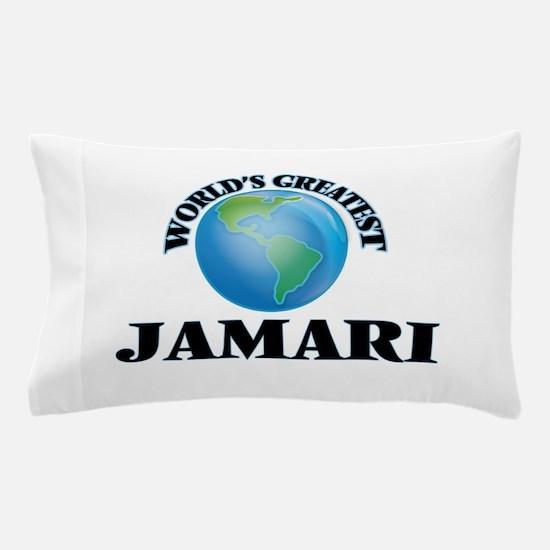 World's Greatest Jamari Pillow Case