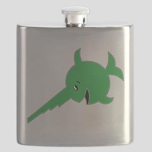 9th U-boat Flotilla_Laughing Sawfish Flask