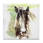 Horse Tile Coaster