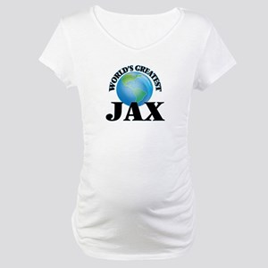 World's Greatest Jax Maternity T-Shirt