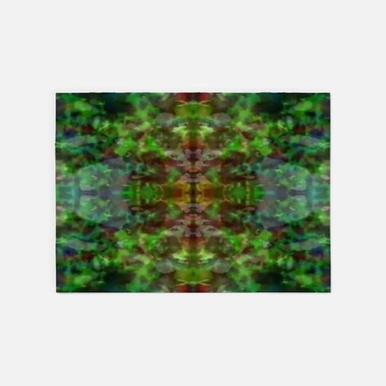 Emerald 5'x7'Area Rug