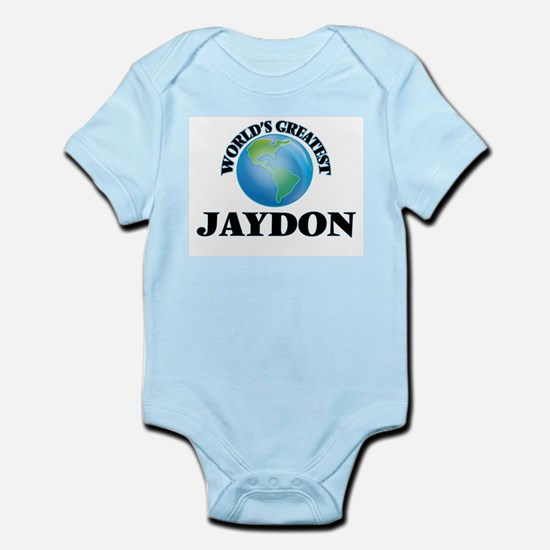 World's Greatest Jaydon Body Suit