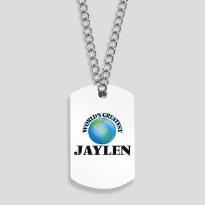 World's Greatest Jaylen Dog Tags