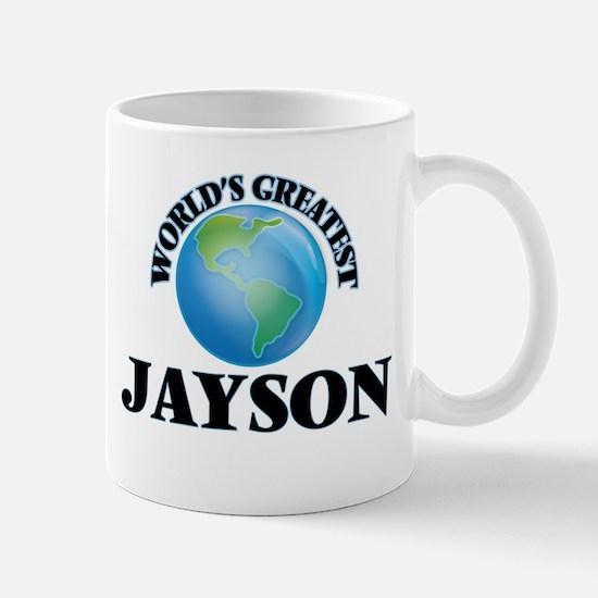 World's Greatest Jayson Mugs