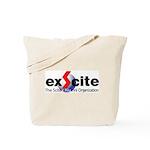Exscite Tote Bag