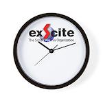 Exscite Wall Clock