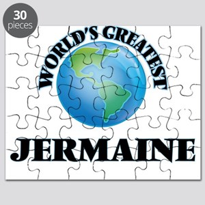 World's Greatest Jermaine Puzzle