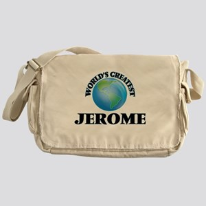 World's Greatest Jerome Messenger Bag