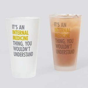 Internal Medicine Thing Drinking Glass
