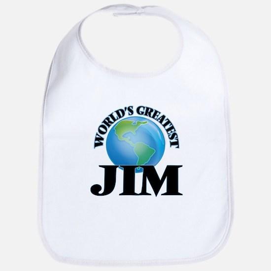 World's Greatest Jim Bib