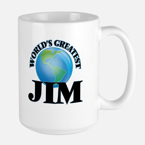 World's Greatest Jim Mugs