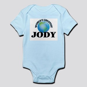 World's Greatest Jody Body Suit