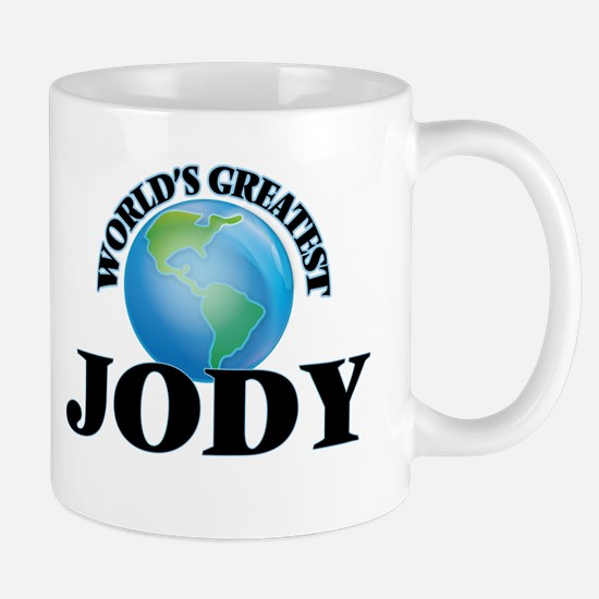 World's Greatest Jody Mugs