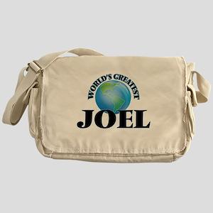 World's Greatest Joel Messenger Bag