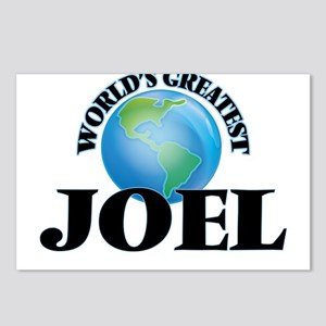 World's Greatest Joel Postcards (Package of 8)