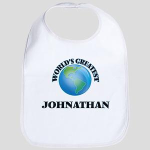 World's Greatest Johnathan Bib