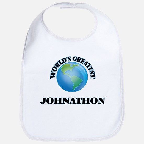 World's Greatest Johnathon Bib