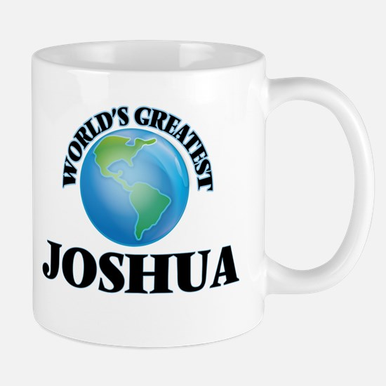 World's Greatest Joshua Mugs