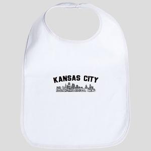 Kansas Cioty Skyline Bib