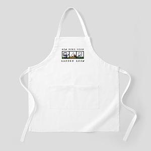 Garden Westies BBQ Apron