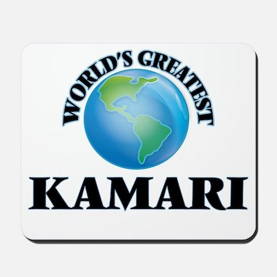 World's Greatest Kamari Mousepad