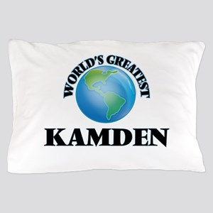 World's Greatest Kamden Pillow Case